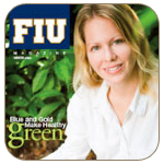 "FIU Magazine Article entitled, ""Save the Rainforest, Save the World"""